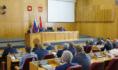 Заключительное заседание Воронежской областной Думы.