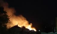 Пожар в Бабяково.