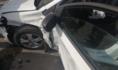 Иномарка после аварии в Рамони.