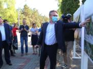 Вадим Кстенин провел совещание о судьбе парка «Танаис».