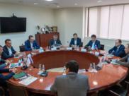 Александр Ведяхин встретился с руководителями предприятий АПК.