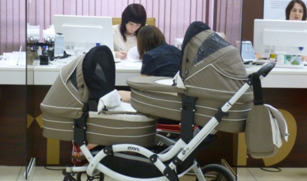Семьи с детьми получают поддержку.