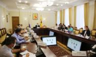 Совещание по вопросу НТО в Воронеже.