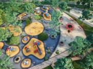 Концепция реконструкции парка «Танаис».