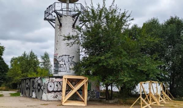 В парке «Дельфин» отремонтируют маяк и пирс.