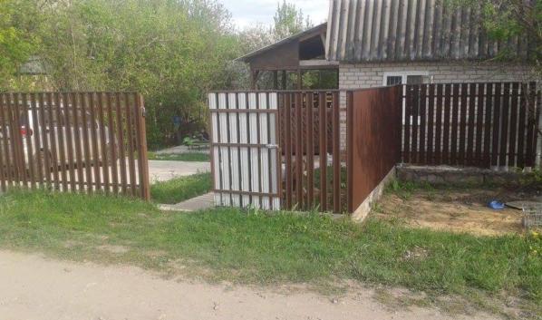 Воронежец грабил дачные домики.