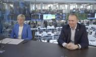Наталья Алымова и Игорь Мамонтов.