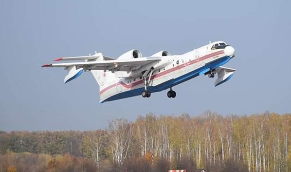 Пожарные авиаторы покинули Воронежскую область.