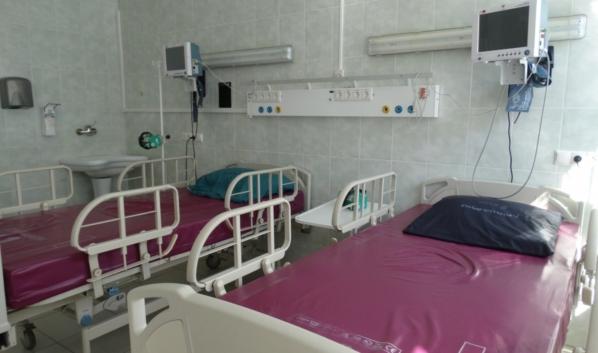 В регионе разворачивают новые койки для больных коронавирусом.