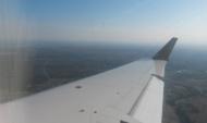 Самолет вылетел из Воронежа.