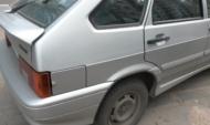 В Воронеже пытались угнать «ВАЗ-2114».