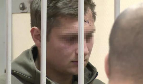 Подозреваемый в ДТП на Московском проспекте.
