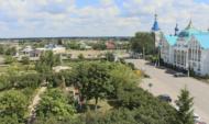 Село Отрадное.