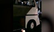 Автобус попал в ДТП.