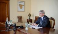 Совещание по вопросу реализации стратегического проекта «Новая индустриализация региона».