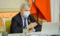 Александр Гусев провел заседание регионального оперативного штаба по противодействию коронавирусу.