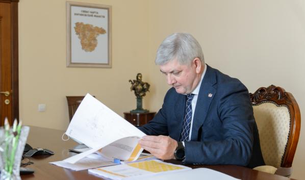 Александр Гусев провел совещание по вопросу реализации стратегического проекта «Историко-природный парк «Костенки – Борщево – Архангельское».