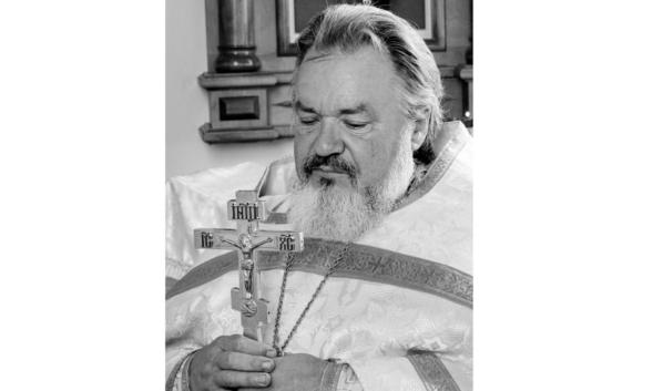 Протоиерей Леонид Гришанов.