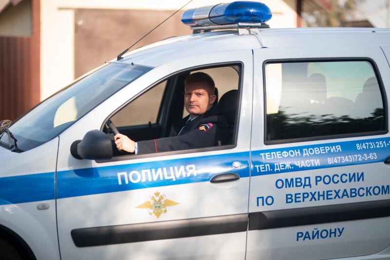 В Воронежской области «Народным участковым» стал Евгений Попов из Верхней Хавы.