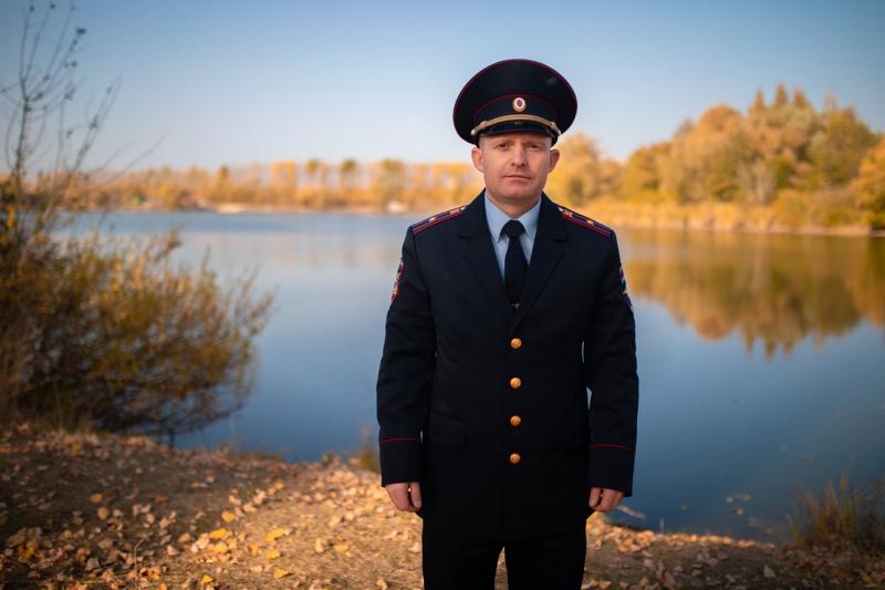 «Народным участковым» Воронежской области в 2020 году стал Евгений Попов из Верхней Хавы