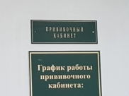 Воронежцам делают прививки от гриппа.