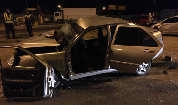 Водитель Chery погиб.