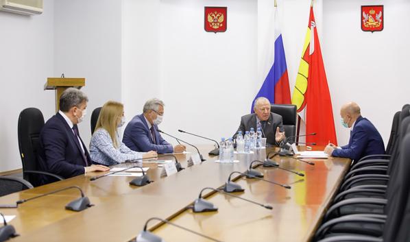 На встрече обсудили развитие и финансирование здравоохранения.