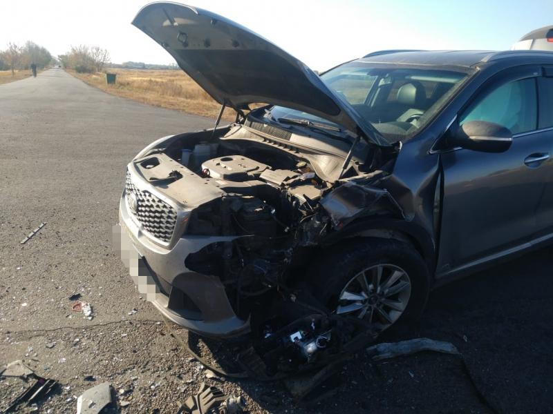 Авария случилась в Бобровском районе.