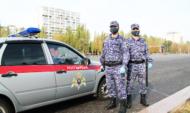 Пьяного водителя задержали сотрудники Росгвардии.