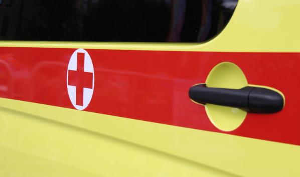Пострадавший с травмами попал в больницу.