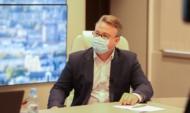 Вадим Кстенин рассказал о ситуации с заболеваемостью коронавирусом.