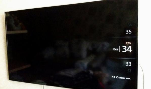 У мужчины украли телевизор.