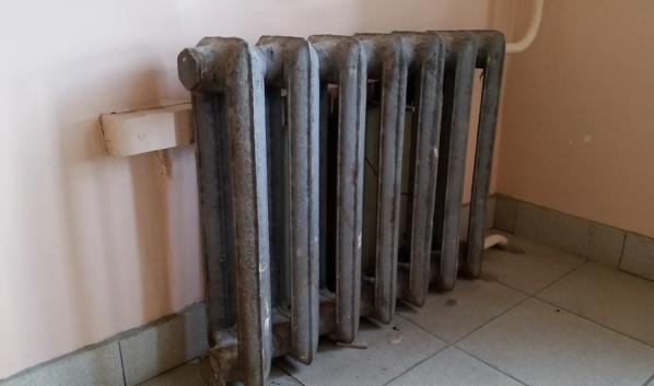 Батареи стали холодными в 36 домах.