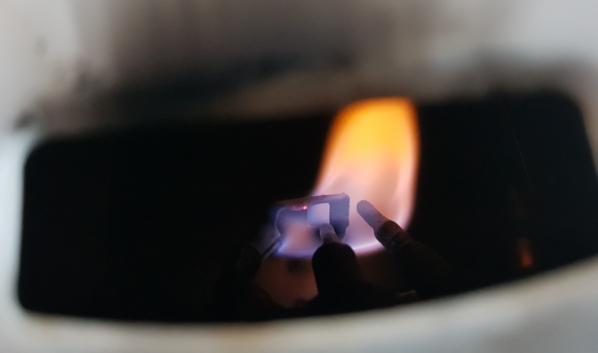 Мужчина и женщина отравились угарным газом.