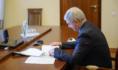 Александр Гусев провел совещание по реализации приоритетного стратегического проекта «Северный лес».