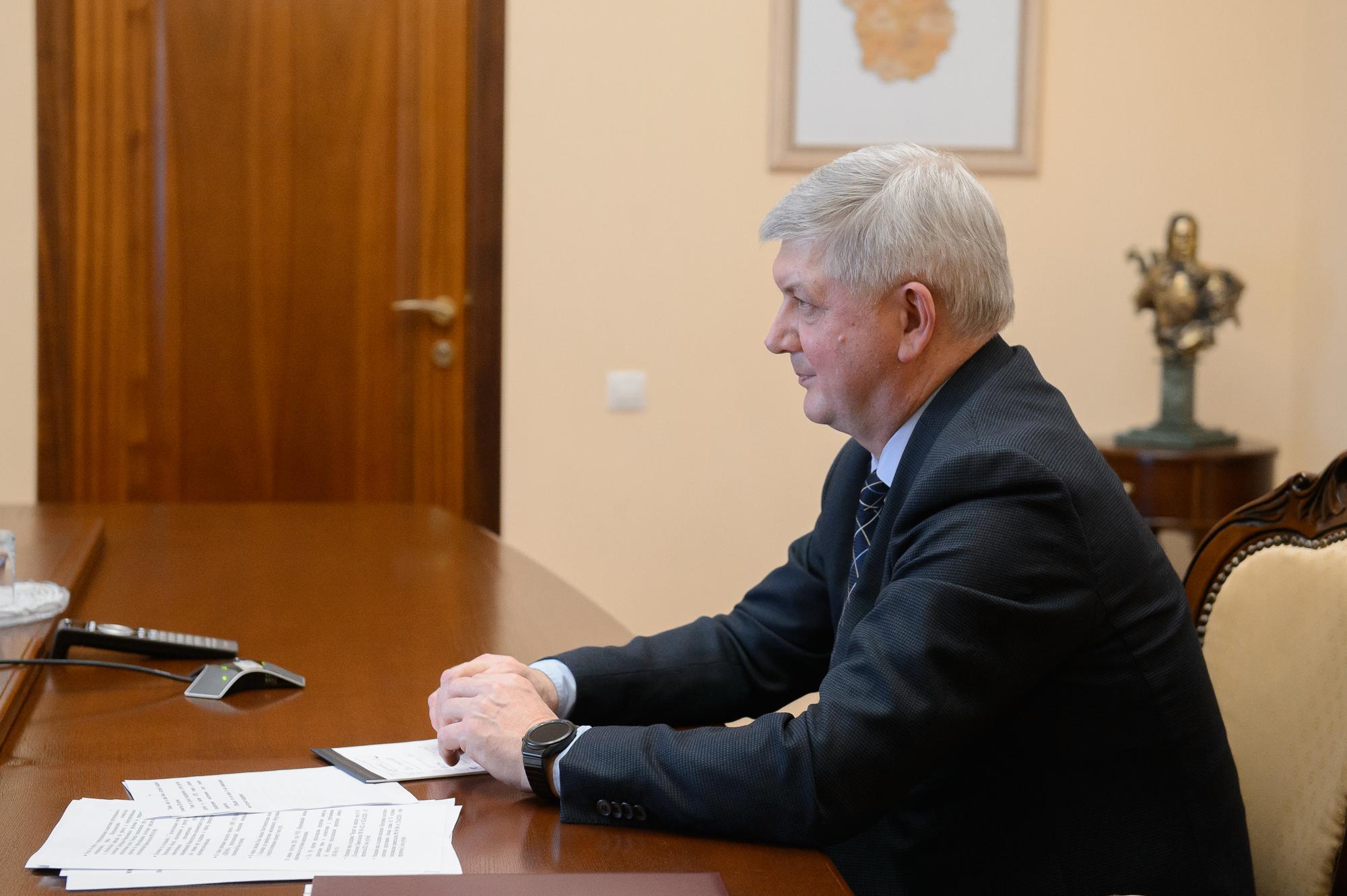 Открытие в Воронеже контакт-центра прошло в формате онлайн.