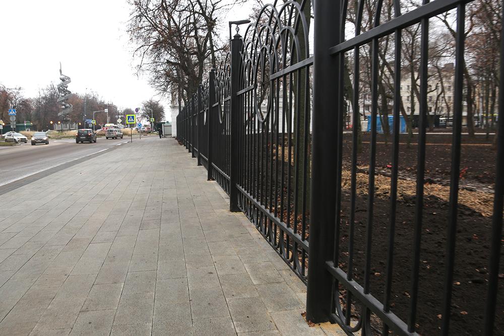 Парк «Орлёнок» в Воронеже.