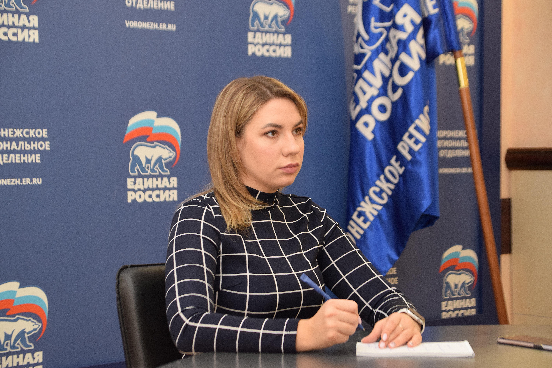 Кристина Кулешова.