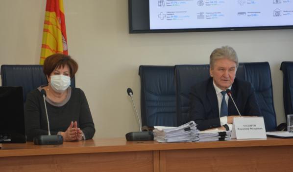 Новый Генплан обсудили на Совете горДумы.