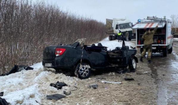 Авария случилась в Россошанском районе.