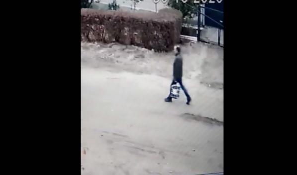 Этого мужчину разыскивает полиция.