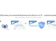 Воронежцев приглашают пройти обучение в IT-сфере.