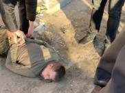 Антона Макарова задержали.