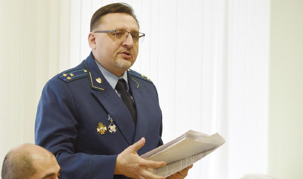 Алексей Кныш.
