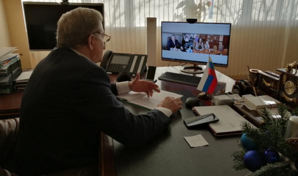 Сергей Лукин провел прием граждан.