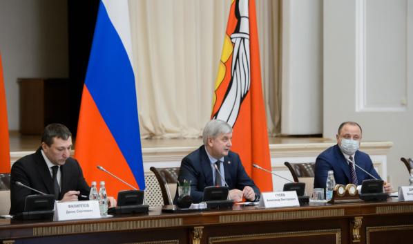На совещании подписали соглашение о сотрудничестве.