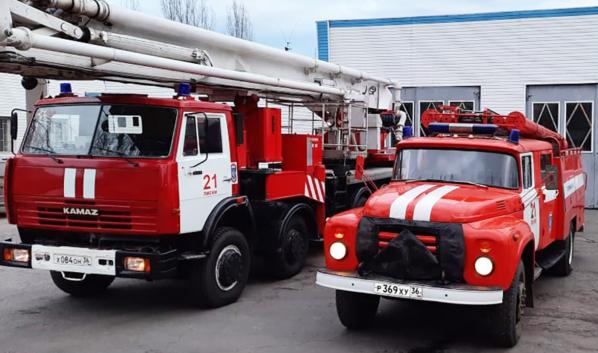 Пожарная техника.