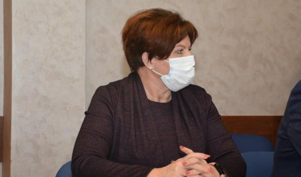 Людмила Подшивалова.