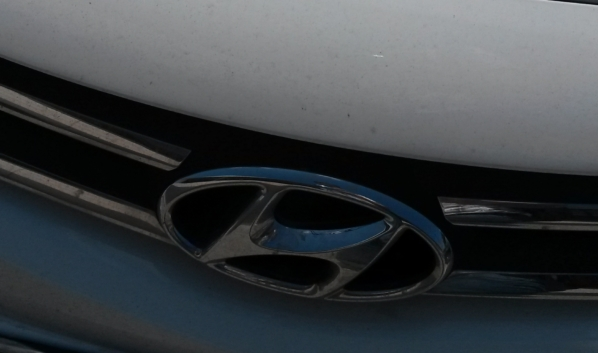 Hyundai Solaris сгорел.