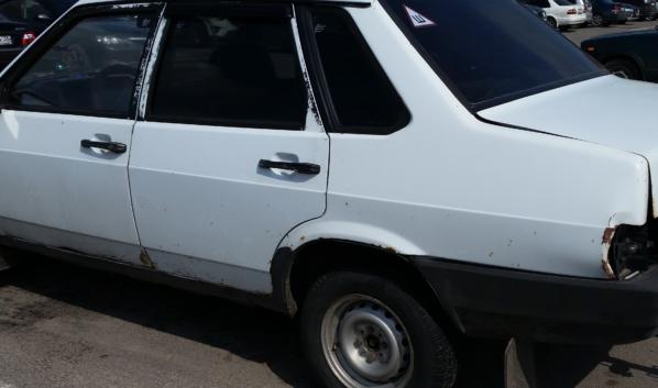 ВАЗ-2115.